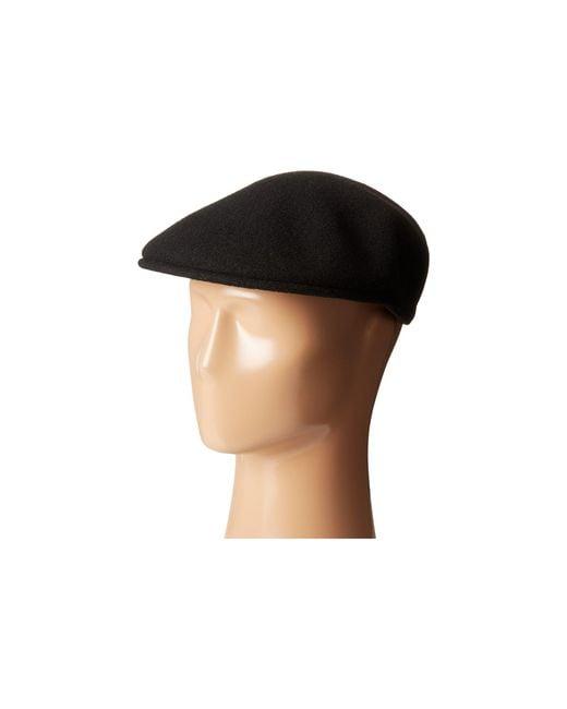 Kangol - Black Wool 504 - Lyst