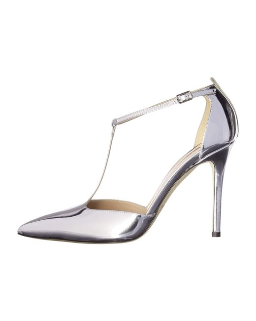 6ca3bf1897b ... SJP by Sarah Jessica Parker - Metallic Taylor (silver Scintillate) Women s  Shoes ...