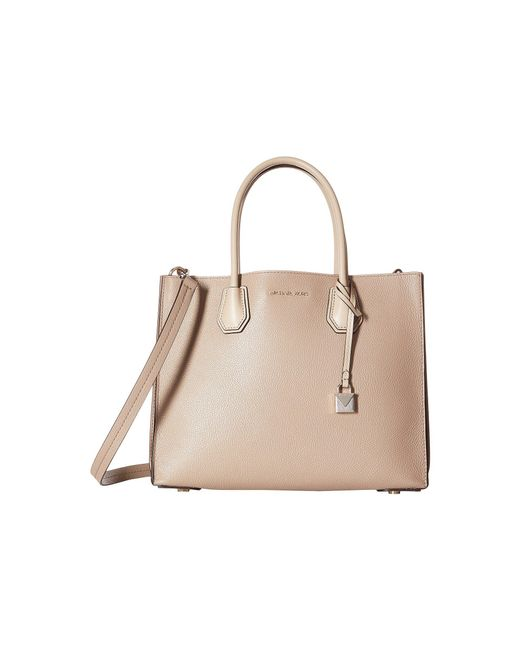 c3b062fa5662c0 MICHAEL Michael Kors - Multicolor Mercer Large Convertible Tote (soft Pink)  Tote Handbags ...