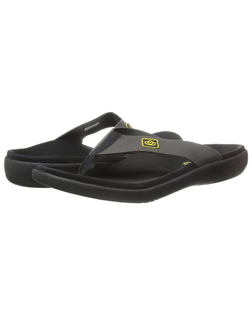 Spenco - Pure Sandal (black) Women's Shoes - Lyst
