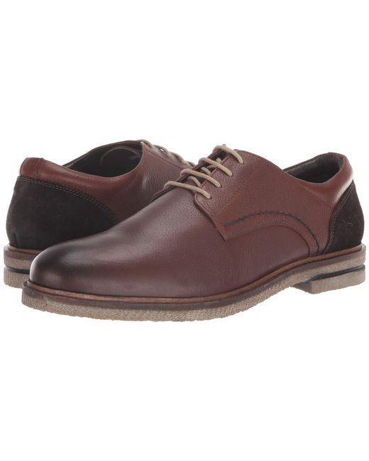 Josef Seibel - Multicolor Stanley 04 (black) Men's Lace Up Casual Shoes for Men - Lyst