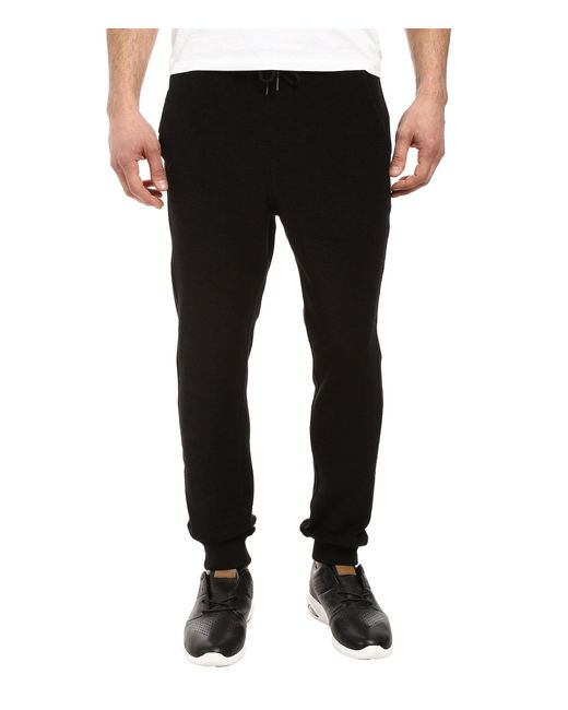 Publish | Black Kiplin - Premium Reverse Terry On Jogger Fit With Elastic Waistband for Men | Lyst