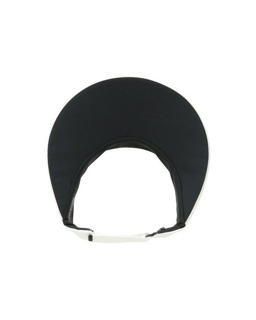 ff1d695ba6626 ... Nike - Black Aerobill Visor Big Bill (blue Void anthracite white) Caps  ...