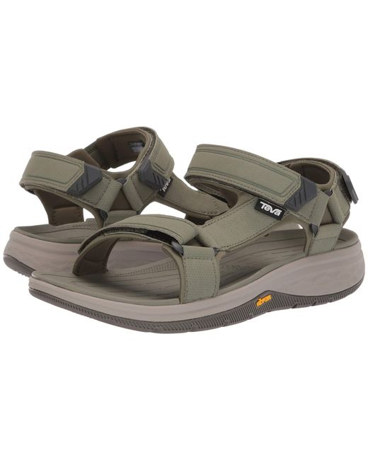 dd7396ac16bd Teva - Green Strata Universal (eclipse) Men s Shoes for Men - Lyst ...