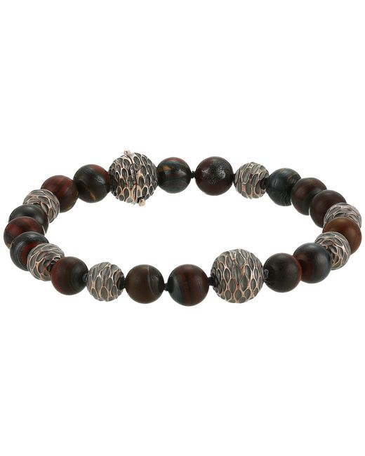 John Hardy - Metallic Legends Naga Bead Bracelet With Gemstone - Lyst