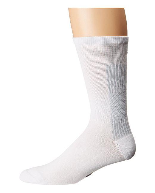 Adidas Originals - White Eqt Ii Single Crew Sock for Men - Lyst