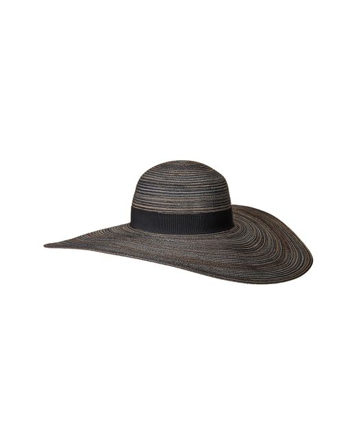 San Diego Hat Company - Mxl1020os Mixed Poly Braid Sunbrim (black Mix) Caps - Lyst