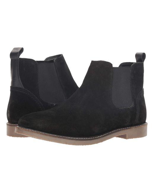 Steve Madden - Black Nevada (taupe Suede) Men's Boots for Men - Lyst