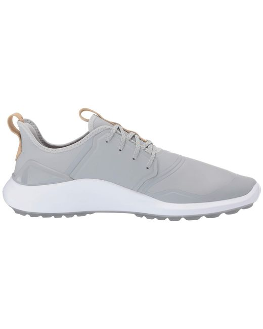 286d3280750def ... PUMA - Ignite Nxt Pro (white silver gray Violet) Men s Golf Shoes ...