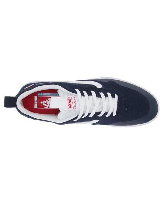 980b31749df ... Vans - Blue Ultrarangetm Pro 2 (marshmallow quetzal Green) Men s Skate  Shoes for ...