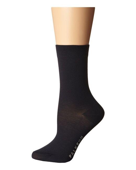 Falke | Blue Cotton Touch Socks | Lyst