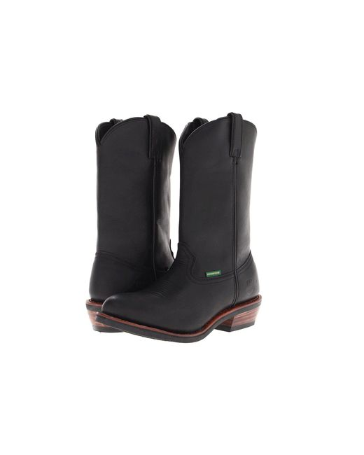 Dan Post - Albuquerque (black) Cowboy Boots for Men - Lyst