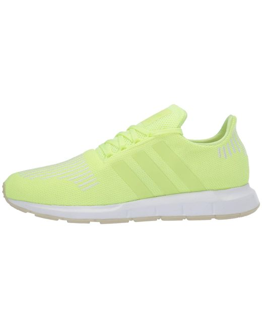 95c9b0cc18187 ... Adidas Originals - Yellow Swift Run (night Grey ash Green core Black)  ...