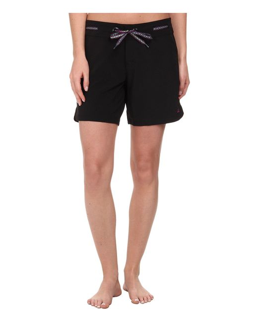 Prana - Silvana Boardshort (black) Women's Swimwear - Lyst