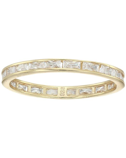 Shashi - Metallic Suzi Ring (yellow Gold) Ring - Lyst
