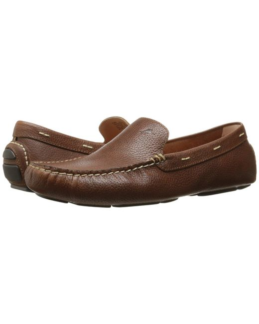 Tommy Bahama - Brown Pagota Wide Driving Style Loafer for Men - Lyst