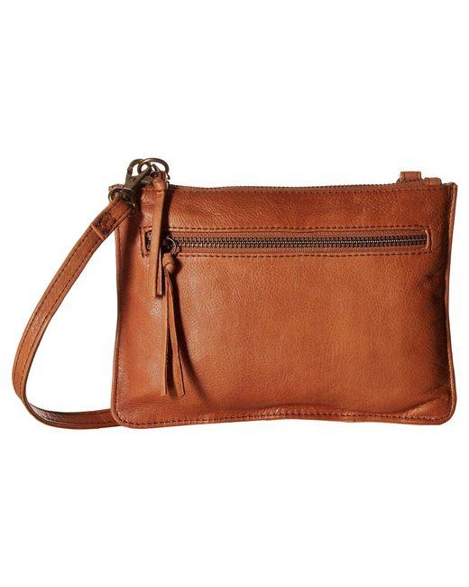 Day & Mood - Brown Lily Crossbody (black) Cross Body Handbags - Lyst