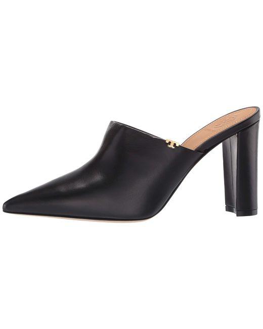 245badac5c4 Lyst - Tory Burch 90 Mm Penelope Mule (perfect Black) Women s Shoes ...