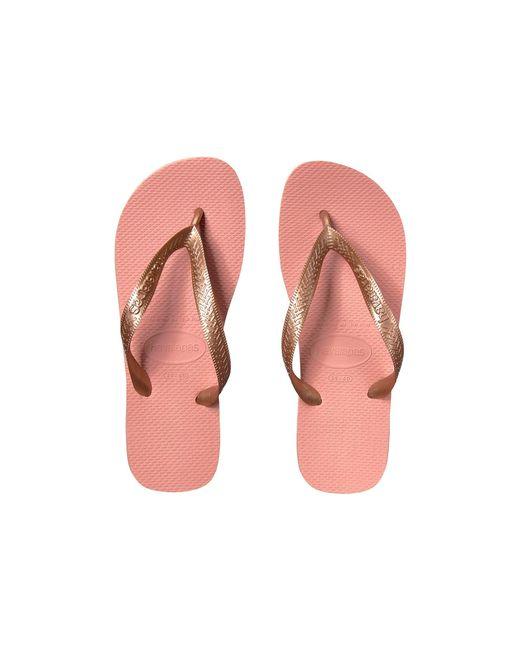 bb05257b90579f Lyst - Havaianas Top Tiras Flip-flops (steel Grey) Women s Sandals ...