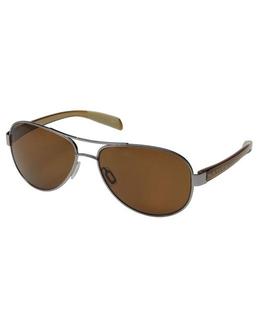 Native Eyewear - Brown Patroller (chrome/iron/silver Reflex) Sport Sunglasses - Lyst