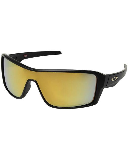 cfc85e8ecc Oakley - Multicolor Ridgeline (matte Translucent Blue prizm Ruby) Sport  Sunglasses for Men ...
