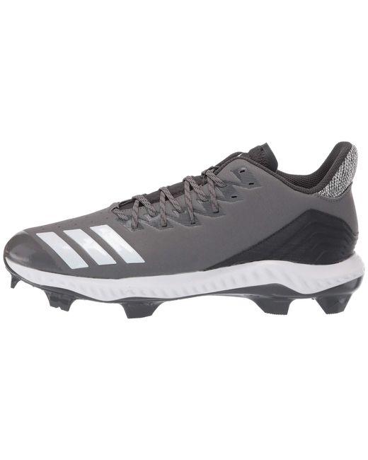 e107828de3cbb ... Adidas - Gray Icon Bounce Tpu (footwear White grey Three F17 grey Two  ...