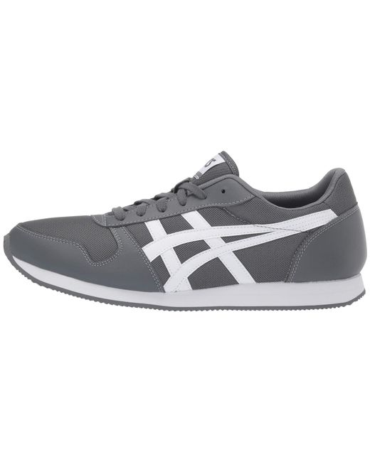 8fbd0182d4e5e8 ... Asics - Gray Curreo Ii (black white) Classic Shoes for Men - Lyst ...