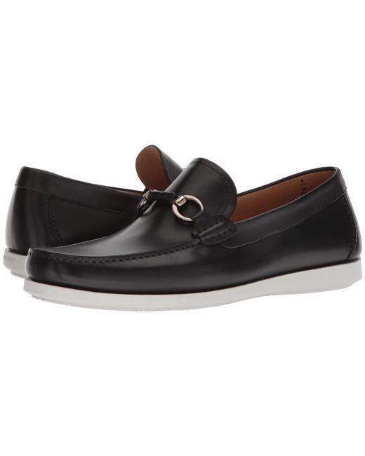 Magnanni Shoes - Black Marbella (navy) Men's Shoes for Men - Lyst