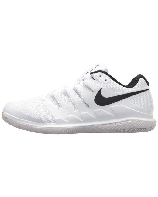 cheaper 217b7 343a3 crème de Vapor X l université Lyst blanchissante Air Zoom Nike X006qP