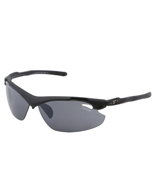 Tifosi Optics - Gray Tyranttm 2.0 Interchangeable (matte Black/smoke/ac Red/clear Lens) Athletic Performance Sport Sunglasses for Men - Lyst