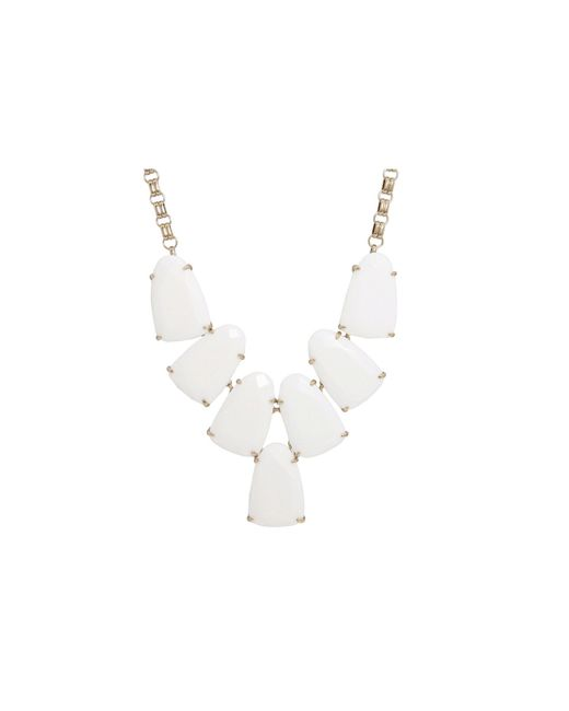 Kendra Scott - Metallic Harlow Necklace - Lyst