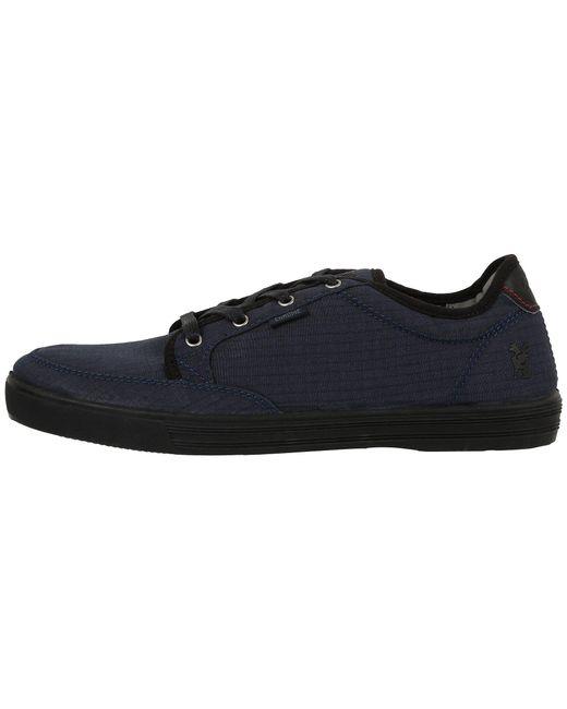 9bf6509e3f ... Chrome Industries - Multicolor Mirko Box Canvas (indigo black) Men s  Shoes for Men ...