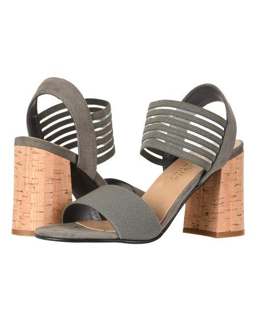 Bella Vita - Multicolor Dan-italy (pewter) Women's Slide Shoes - Lyst