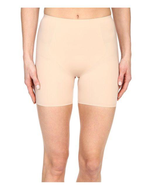 Spanx - Pink Thinstincts(r) Girl Short (soft Nude) Women's Underwear - Lyst