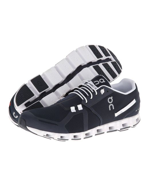 On - Cloud (black/white) Men's Running Shoes for Men - Lyst