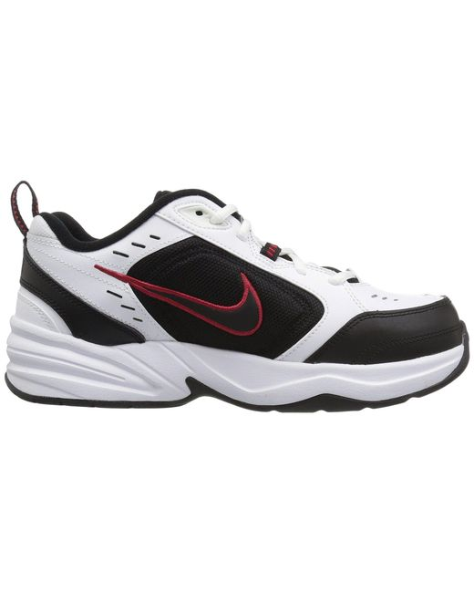 da22a1c717e4b nike -WhiteBlack-Varsity-Red-Air-Monarch-Iv-whiteblack-varsity-Red-Mens-Cross-Training- Shoes.jpeg
