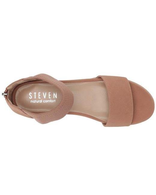 3c31b4408db ... Steven by Steve Madden - Multicolor Nc-evie Wedge Sandal (black) Women s  Sandals ...