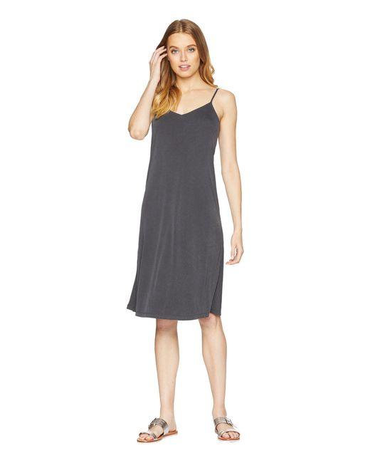 RVCA - Jones Dress (black) Women's Dress - Lyst