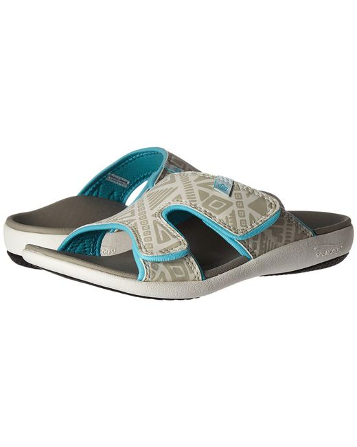 Spenco - Blue Kholo Slide - Lyst
