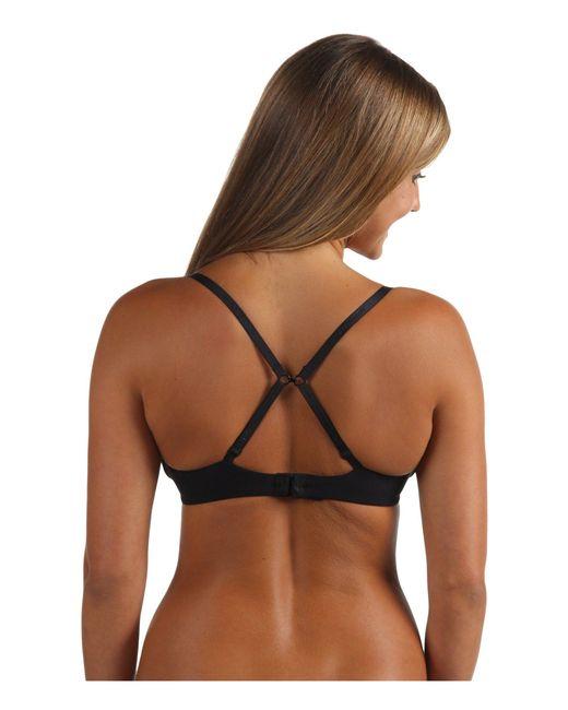c7575b4061 ... Lyst Calvin Klein - Perfectly Fit Wireless Contour Bra F2781 (black)  Women s Bra ...