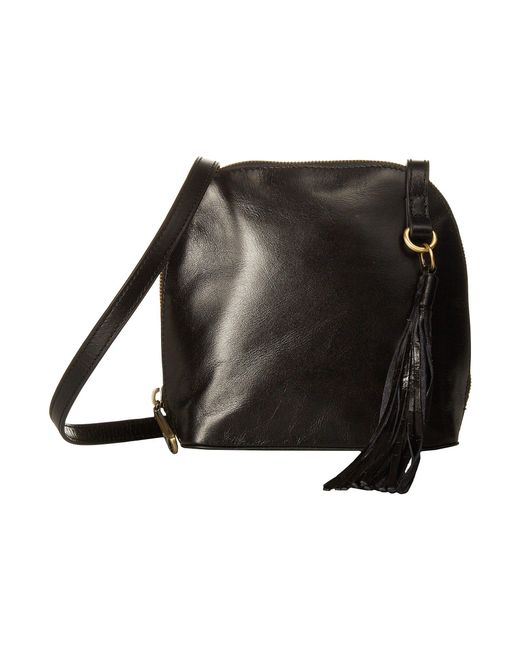 Hobo - Black Nash (clay) Cross Body Handbags - Lyst