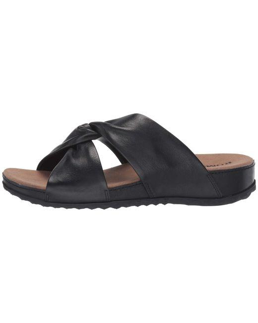 cb97af6044a4 Lyst - Romika Florenz 10 (beige) Women s Slide Shoes in Black