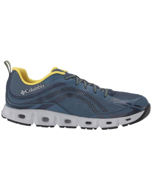 d019cf14eb77 ... Lyst Columbia - Gray Drainmaker Iv (black lux) Men s Shoes for Men ...