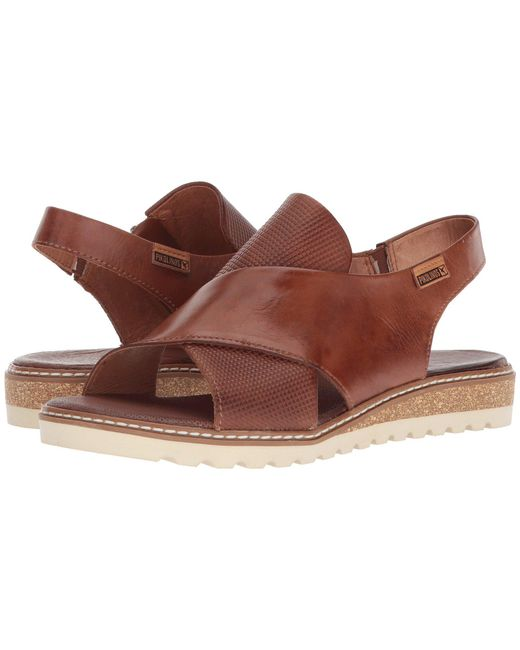 Pikolinos - Brown Alcudia W1l-0502 (black) Women's Sling Back Shoes - Lyst