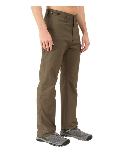 quality design cffb4 19d99 ... Filson - Natural Dry Shelter Cloth Pants (camel) Men s Casual Pants for  Men ...