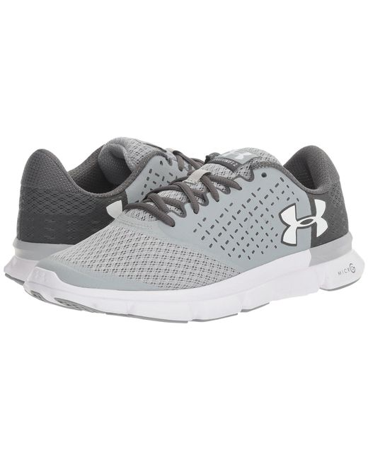 Under Armour - Gray Ua Micro G Speed Swift 2 for Men - Lyst