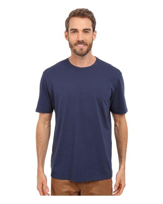Mod-o-doc | Blue Sunset Short Sleeve Crew for Men | Lyst