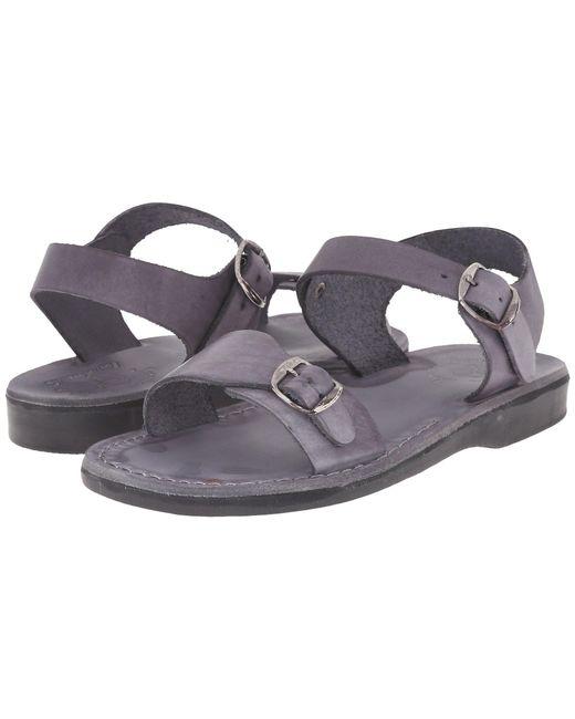 Jerusalem Sandals Gray The Original - Womens