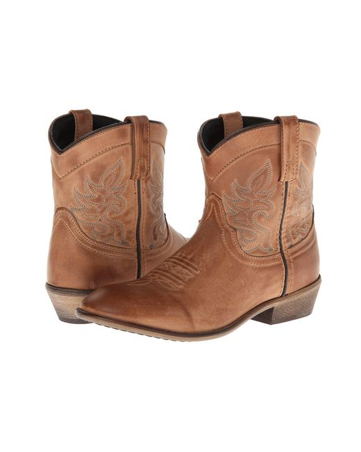 Dingo - Multicolor Willie (black Leather) Cowboy Boots - Lyst