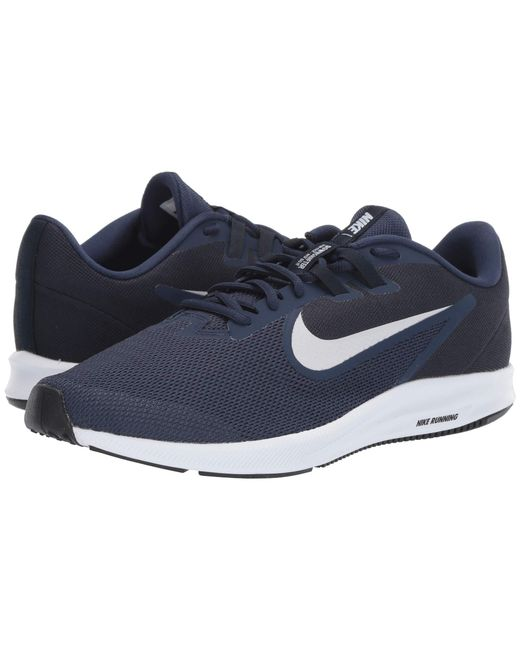 79657d6264ddb Lyst - Nike Downshifter 9 (black white anthracite cool Grey) Men s ...